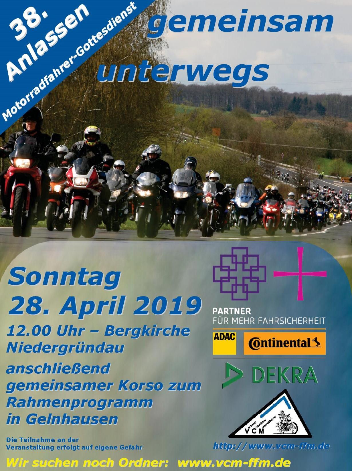Bikergottesdienst 2021